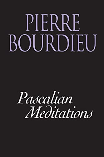 9780804733328: Pascalian Meditations