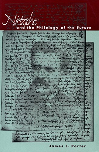 9780804736671: Nietzsche and the Philology of the Future