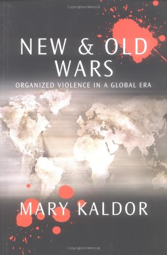 9780804737227: New and Old Wars: Organized Violence in a Global Era