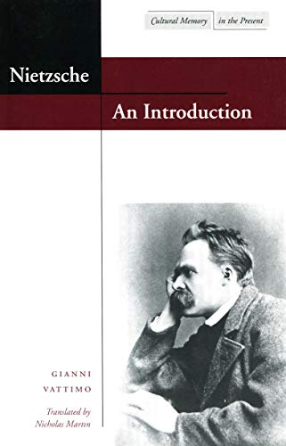 9780804737982: Nietzsche: An Introduction