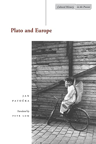 9780804738019: Plato and Europe (Cultural Memory in the Present)