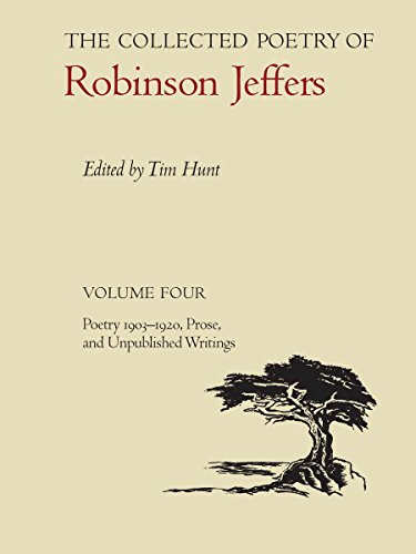The Collected Poetry of Robinson Jeffers (Hardback): Robinson Jeffers