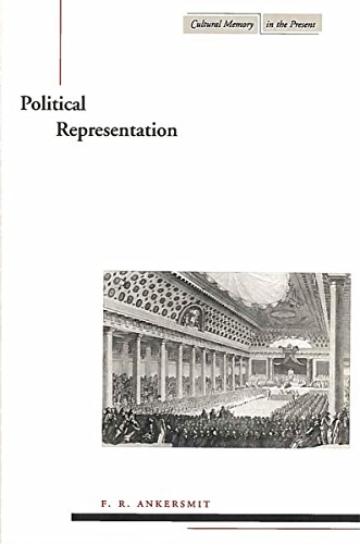 9780804739818: Political Representation (Cultural Memory in the Present Series)