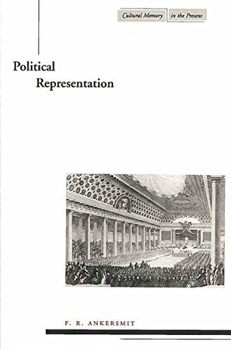 9780804739818: Political Representation (Cultural Memory in the Present)