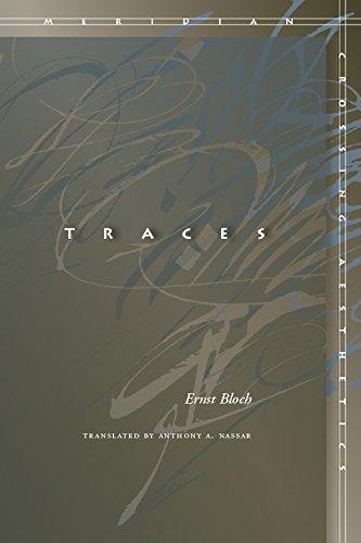 9780804741187: Traces (Meridian: Crossing Aesthetics)