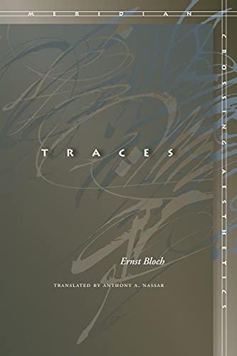 9780804741194: Traces (Meridian: Crossing Aesthetics)