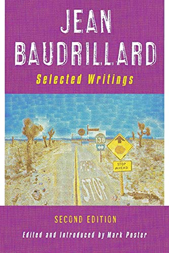 9780804742733: Jean Baudrillard: Selected Writings: Second Edition