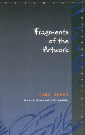 9780804742863: Fragments of the Artwork (Meridian, Crossing Aesthetics)