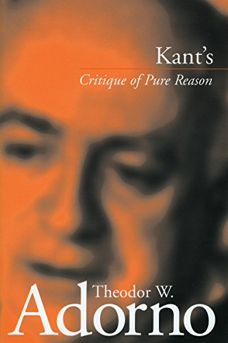 9780804742924: Kant's 'Critique of Pure Reason'