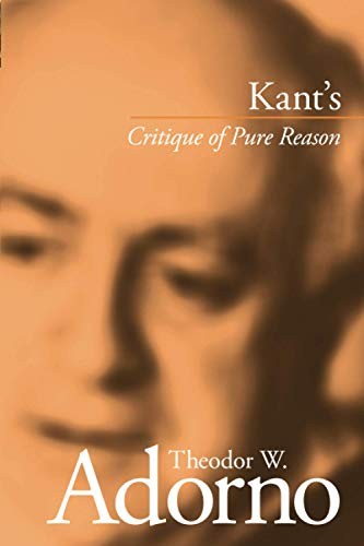 9780804744263: Kant's 'Critique of Pure Reason'
