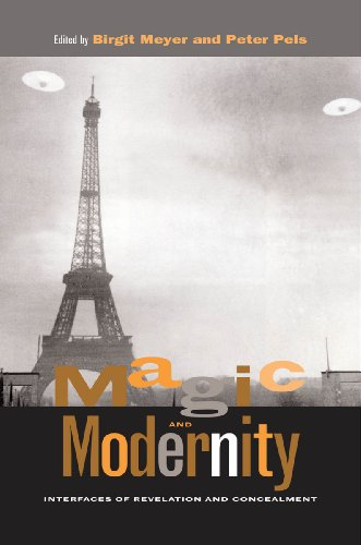 9780804744638: Magic and Modernity: Interfaces of Revelation and Concealment