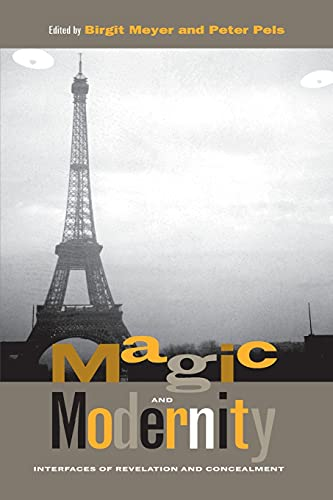9780804744645: Magic and Modernity: Interfaces of Revelation and Concealment