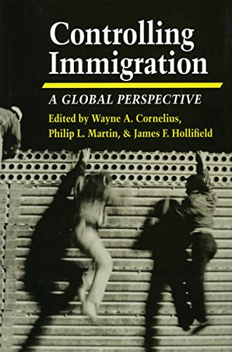 9780804744904: Controlling Immigration: A Global Perspective Second Edition (Global Perspectives (Stanford University Paperback))