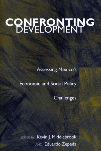 9780804745895: Confronting Development: Assessing Mexico's Economic and Social Policy Challenges