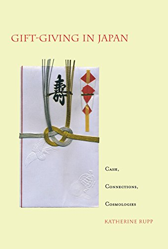 9780804747035: Gift-Giving in Japan: Cash, Connections, Cosmologies