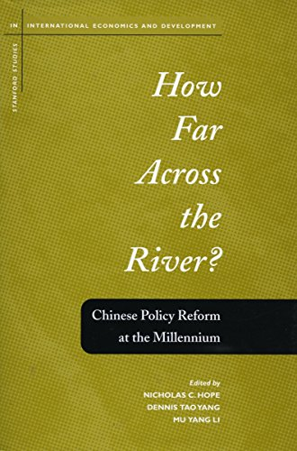 How Far Across the River?: Chinese Policy: Nicholas C. Hope,