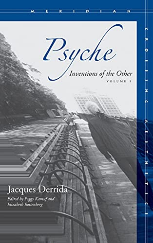9780804747981: Psyche: Inventions of the Other, Volume I (Meridian: Crossing Aesthetics)