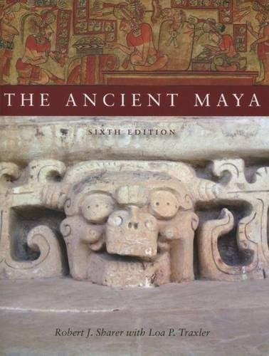 9780804748162: The Ancient Maya, 6th Edition