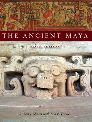 9780804748179: The Ancient Maya, 6th Edition