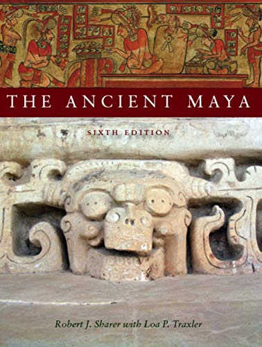 9780804748179: The Ancient Maya, 6th Edition