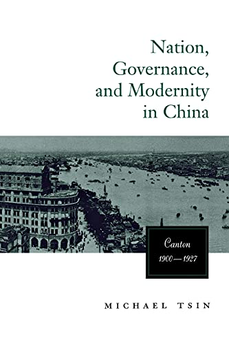 9780804748209: Nation, Governance, and Modernity in China