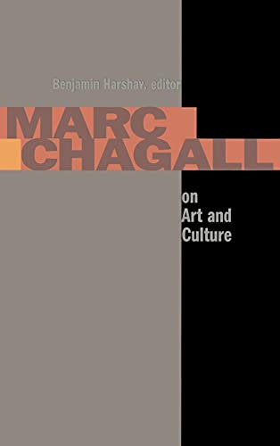 9780804748308: Marc Chagall on Art and Culture