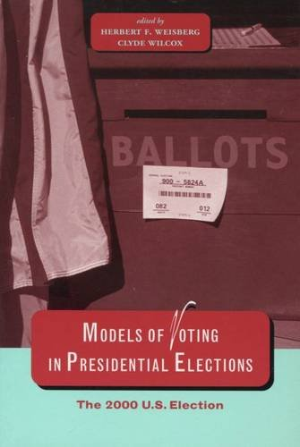 9780804748551: Models of Voting in Presidential Elections: The 2000 U.S. Election