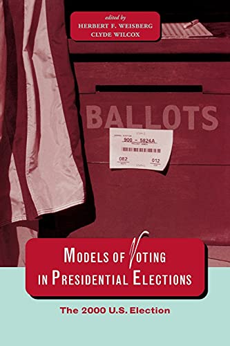 9780804748568: Models of Voting in Presidential Elections: The 2000 U.S. Election