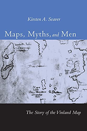 9780804749633: Maps, Myths, and Men: The Story of the Vinland Map
