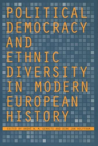 9780804749756: Political Democracy and Ethnic Diversity in Modern European History