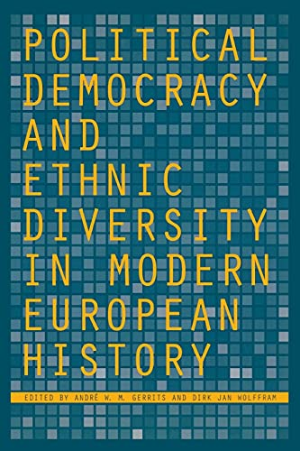 9780804749763: Political Democracy and Ethnic Diversity in Modern European History