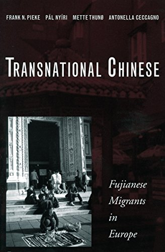 9780804749947: Transnational Chinese: Fujianese Migrants in Europe