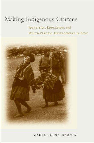 9780804750141: Making Indigenous Citizens: Identities, Education, and Multicultural Development in Peru