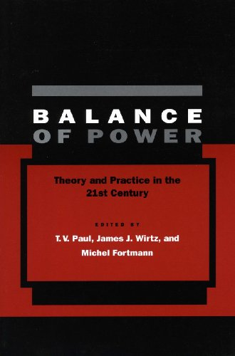 9780804750165: Balance of Power: Theory and Practice in the 21st Century