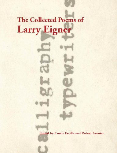 9780804750905: The Collected Poems of Larry Eigner, Volumes 1-4