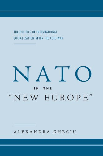 "9780804751612: NATO in the ""New Europe"": The Politics of International Socialization After the Cold War"