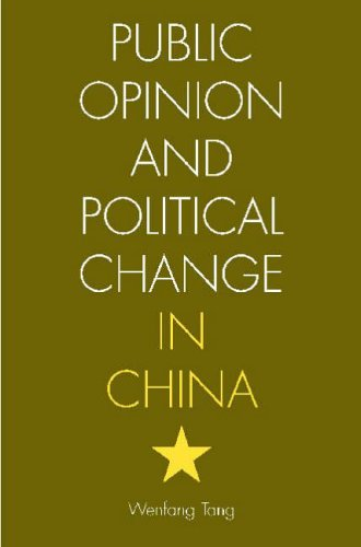 9780804752206: Public Opinion and Political Change in China