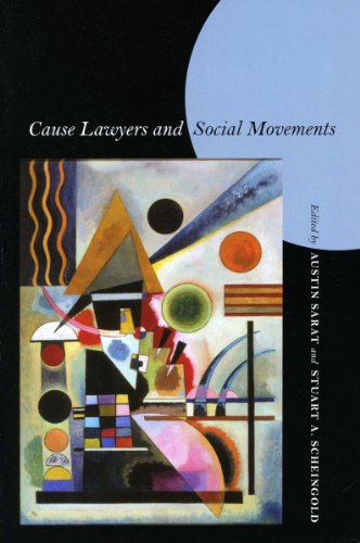 9780804753609: Cause Lawyers and Social Movements (Stanford Law Books)