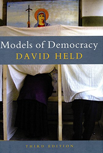 9780804754712: Models of Democracy