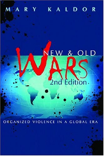 9780804756457: New and Old Wars: Organized Violence in a Global Era, Second Edition
