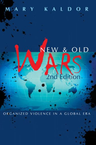 9780804756464: New and Old Wars: Organized Violence in a Global Era