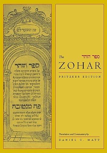 4: The Zohar: Pritzker Edition, Volume Four