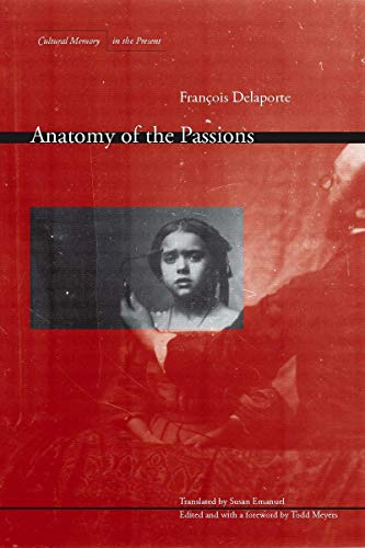 9780804758505: Anatomy of the Passions (Cultural Memory in the Present)