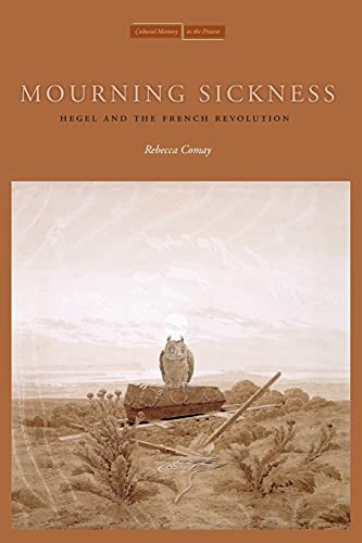 9780804761277: Mourning Sickness: Hegel and the French Revolution (Cultural Memory in the Present)