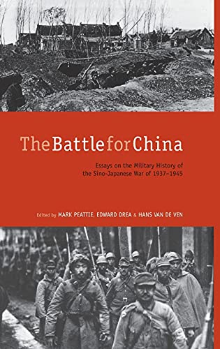 9780804762069: The Battle for China: Essays on the Military History of the Sino-Japanese War of 1937-1945