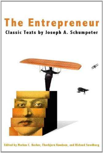 9780804762823: The Entrepreneur: Classic Texts by Joseph A. Schumpeter