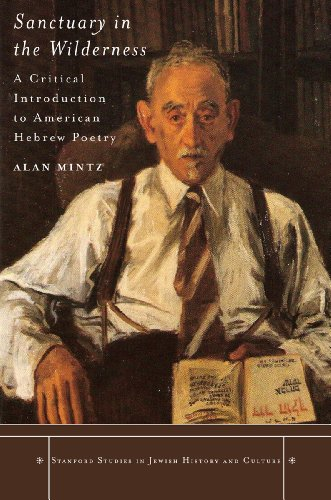 Sanctuary in the Wilderness: A Critical Introduction: Alan Mintz