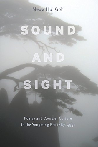 9780804768597: Sound and Sight: Poetry and Courtier Culture in the Yongming Era (483-493)