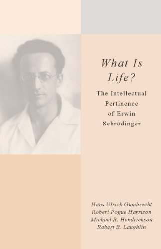 9780804769150: What Is Life?: The Intellectual Pertinence of Erwin Schrödinger