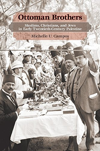 9780804770675: Ottoman Brothers: Muslims, Christians, and Jews in Early 20th Century Palestine